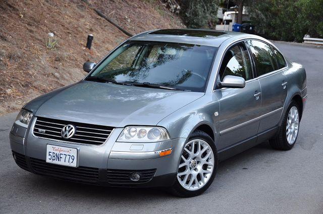2003 Volkswagen Passat W8 Reseda, CA 13