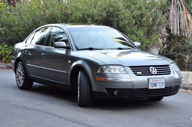 2003 Volkswagen Passat W8 Reseda, CA 14