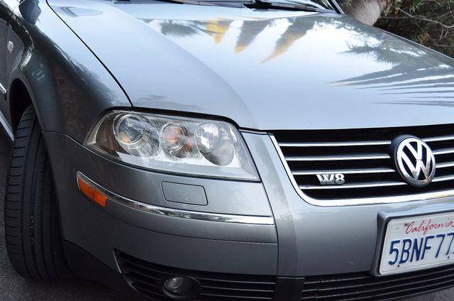 2003 Volkswagen Passat W8 Reseda, CA 4