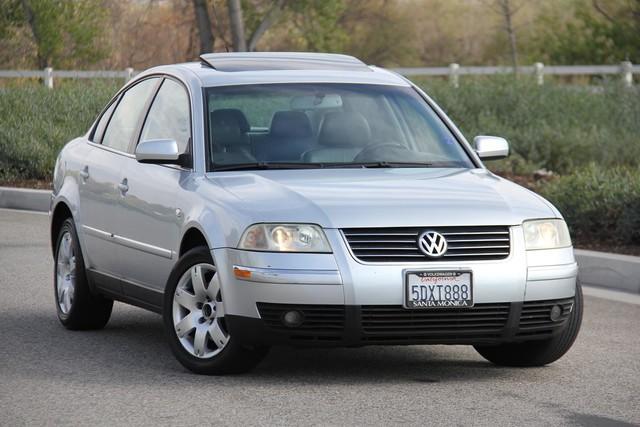 2003 Volkswagen Passat GLX Santa Clarita, CA 3