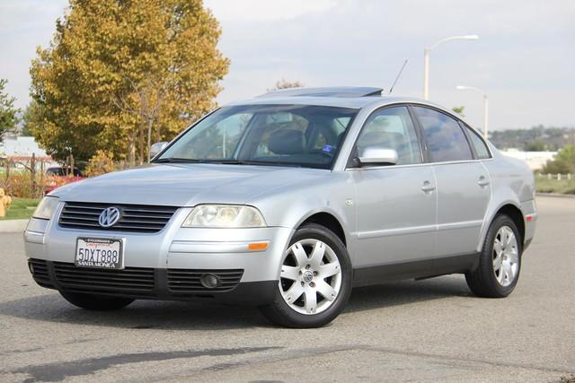 2003 Volkswagen Passat GLX Santa Clarita, CA 1