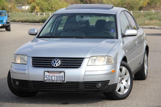 2003 Volkswagen Passat GLX Santa Clarita, CA 4