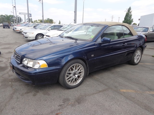 2003 volvo c70 2 4l turbo long beach california blue 2003 volvo c70 car for sale in long. Black Bedroom Furniture Sets. Home Design Ideas