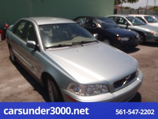 2003 Volvo S40 Lake Worth , Florida