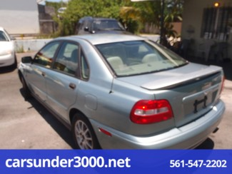 2003 Volvo S40 Lake Worth , Florida 2