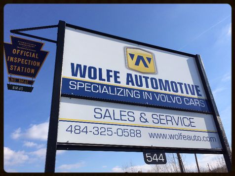2003 Volvo S60 2.4L  | Malvern, PA | Wolfe Automotive Inc. in Malvern, PA