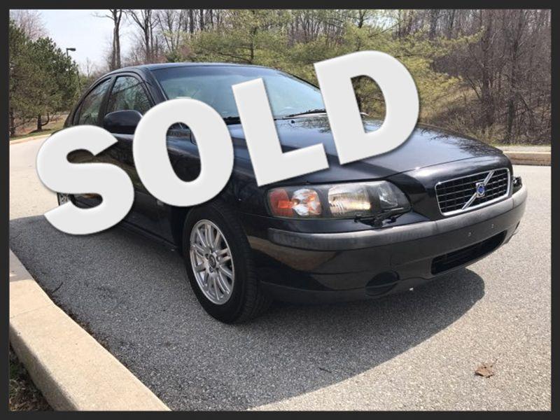 2003 Volvo S60 2.4L  | Malvern, PA | Wolfe Automotive Inc.