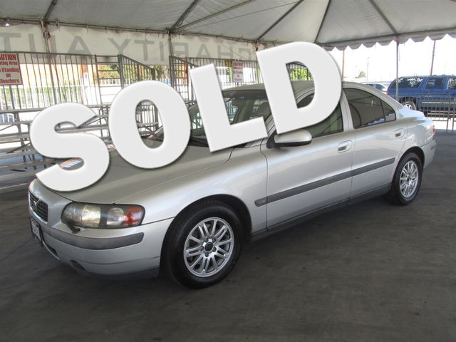 2003 Volvo S60 24L Please call or e-mail to check availability All of our vehicles are availab