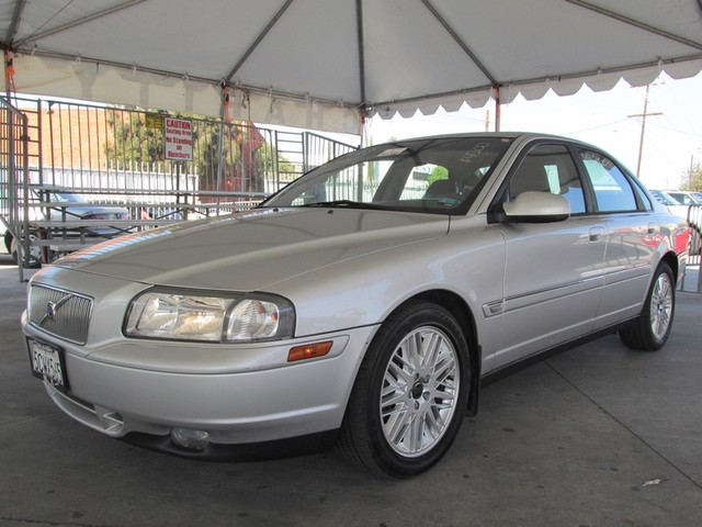 2003 Volvo S80 29L Twin Turbo Please call or e-mail to check availability All of our vehicles a