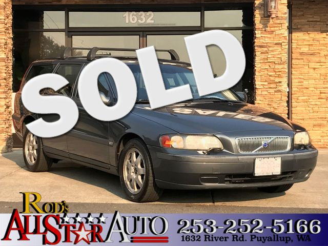 2003 Volvo V70 AWD This vehicle is a CarFax certified one-owner used car Pre-owned vehicles can b