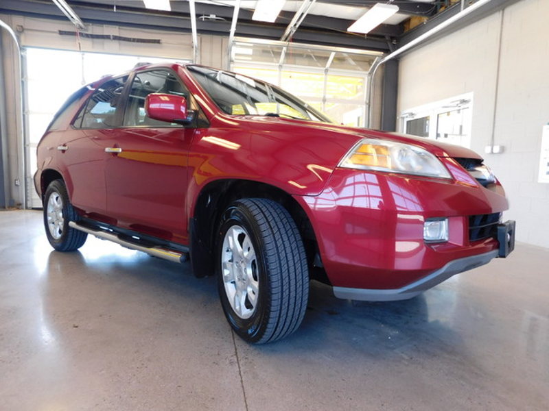 2004 Acura MDX Touring Pkg wNavigation  city TN  Doug Justus Auto Center Inc  in Airport Motor Mile ( Metro Knoxville ), TN