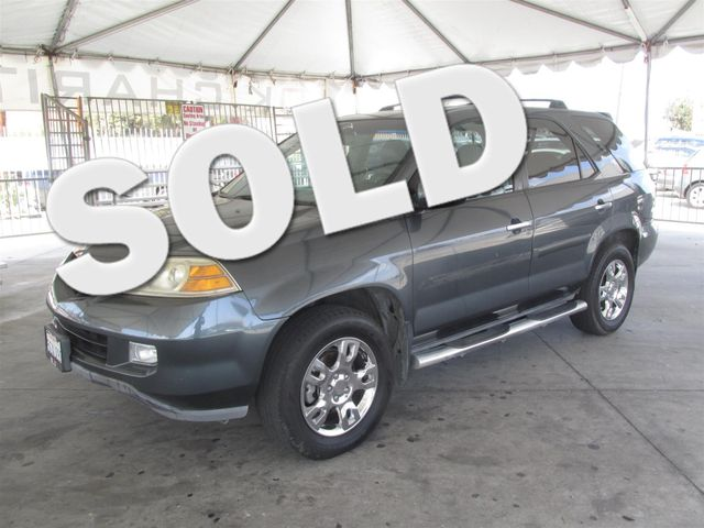 2004 Acura MDX Touring Pkg wNavigation This particular Vehicle comes with 3rd Row Seat Please ca