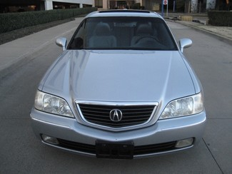 2004 Acura RL w/Navigation System Richardson, Texas 2