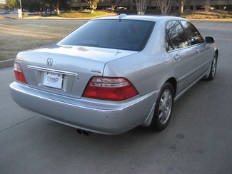 2004 Acura RL w/Navigation System Richardson, Texas 9