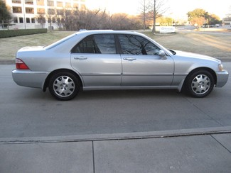 2004 Acura RL w/Navigation System Richardson, Texas 1