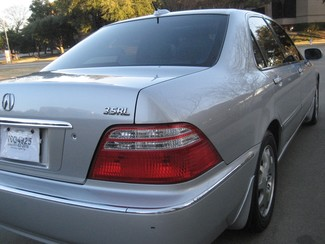 2004 Acura RL w/Navigation System Richardson, Texas 10