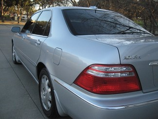 2004 Acura RL w/Navigation System Richardson, Texas 11