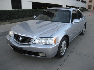 2004 Acura RL w/Navigation System Richardson, Texas 3