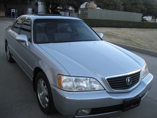 2004 Acura RL w/Navigation System Richardson, Texas 54