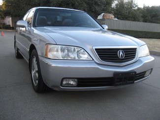 2004 Acura RL w/Navigation System Richardson, Texas 4