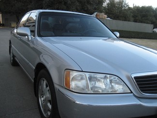 2004 Acura RL w/Navigation System Richardson, Texas 6