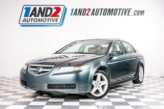 2004 Acura TL 5-speed AT with Navigation System in Dallas TX