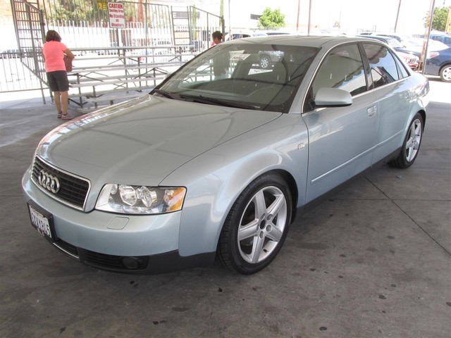 2004 Audi A4 30L Please call or e-mail to check availability All of our vehicles are available