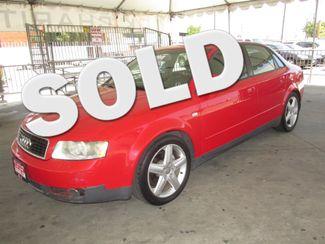 2004 Audi A4 1.8T Gardena, California
