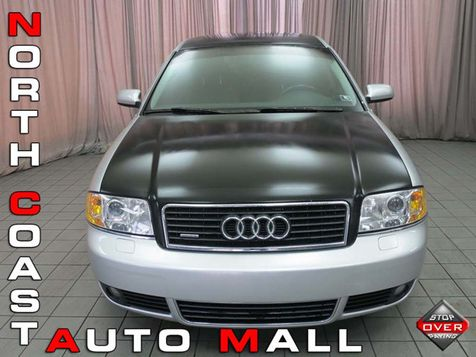 2004 Audi A6 2.7T S-Line in Akron, OH