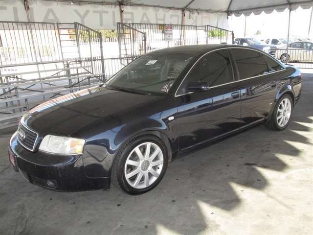 2004 Audi A6 27T S-Line Please call or e-mail to check availability All of our vehicles are av