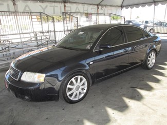 2004 Audi A6 2.7T S-Line Gardena, California