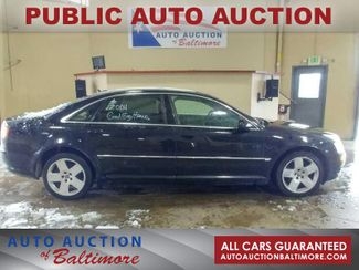 2004 Audi A8 L  | JOPPA, MD | Auto Auction of Baltimore  in Joppa MD
