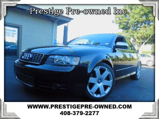 2004 Audi S4   in Campbell CA