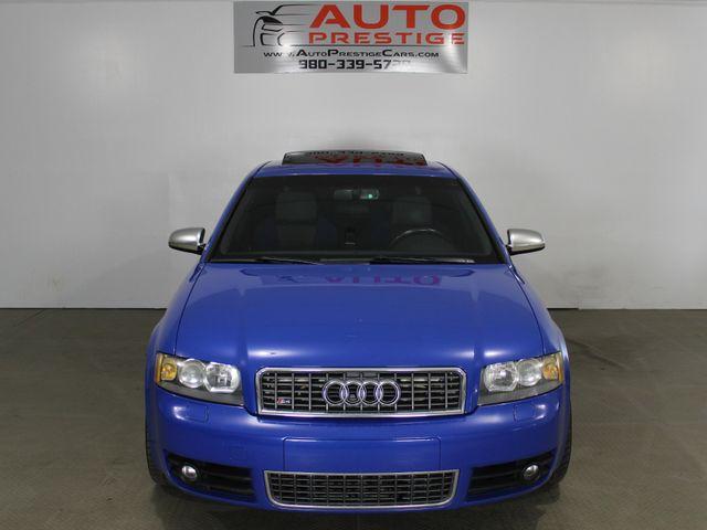 2004 Audi S4 B6 Matthews, NC 1