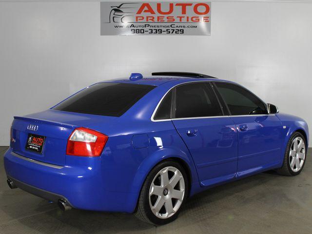 2004 Audi S4 B6 Matthews, NC 4