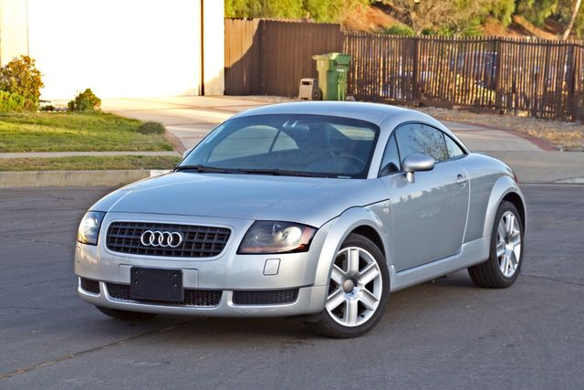 2004 Audi TT 1.8T COUPE AUTOMATIC ONLY 78K ORIGINAL MLS SERVICE RECORDS 1-OWNER Woodland Hills, CA 1