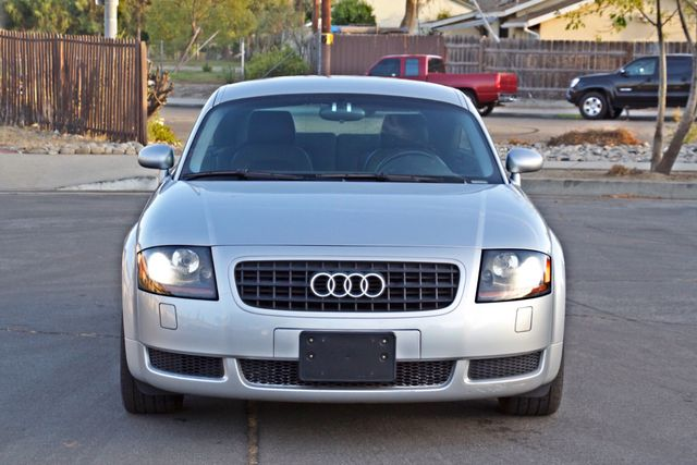 2004 Audi TT 1.8T COUPE AUTOMATIC ONLY 78K ORIGINAL MLS SERVICE RECORDS 1-OWNER Woodland Hills, CA 9