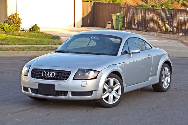 2004 Audi TT 1.8T COUPE AUTOMATIC ONLY 78K ORIGINAL MLS SERVICE RECORDS 1-OWNER Woodland Hills, CA 24