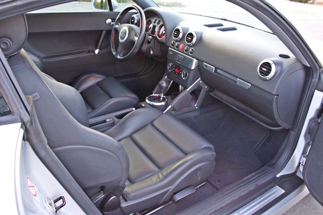 2004 Audi TT 1.8T COUPE AUTOMATIC ONLY 78K ORIGINAL MLS SERVICE RECORDS 1-OWNER Woodland Hills, CA 19