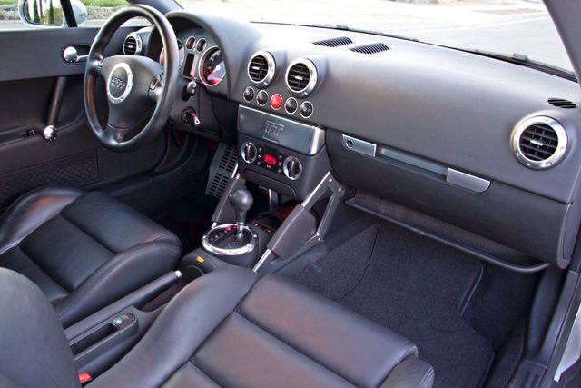 2004 Audi TT 1.8T COUPE AUTOMATIC ONLY 78K ORIGINAL MLS SERVICE RECORDS 1-OWNER Woodland Hills, CA 21