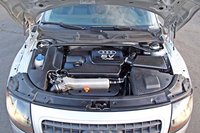 2004 Audi TT 1.8T COUPE AUTOMATIC ONLY 78K ORIGINAL MLS SERVICE RECORDS 1-OWNER Woodland Hills, CA 23