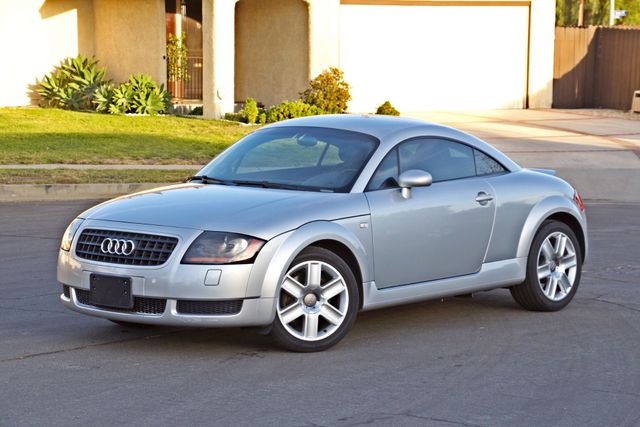 2004 Audi TT 1.8T COUPE AUTOMATIC ONLY 78K ORIGINAL MLS SERVICE RECORDS 1-OWNER Woodland Hills, CA 2