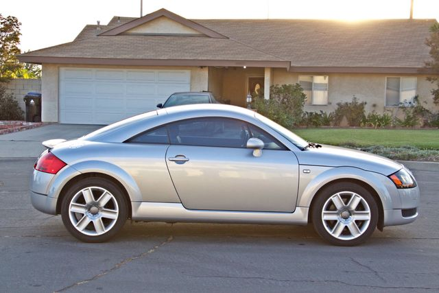2004 Audi TT 1.8T COUPE AUTOMATIC ONLY 78K ORIGINAL MLS SERVICE RECORDS 1-OWNER Woodland Hills, CA 7