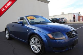 2004 Audi TT* LOW MILES* HARD TO FIND* AUTO* PWR TOP LEATHER* TURBO* HEATED* LIKE NEW* CONVERTIBLE* Las Vegas, Nevada