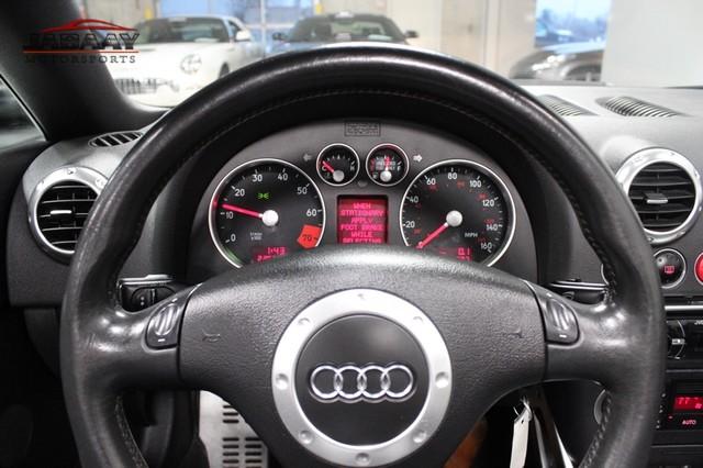2004 Audi TT Merrillville, Indiana 15