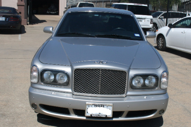 2004 bentley arnage t houston texas silver 2004 bentley arnage t car for sale in houston tx. Black Bedroom Furniture Sets. Home Design Ideas