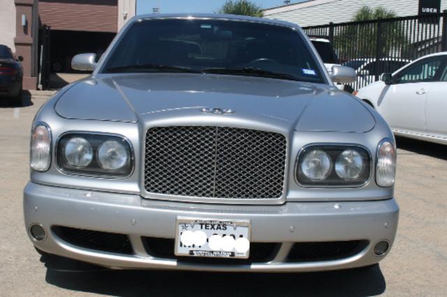 2004 Bentley Arnage T Houston, Texas 1