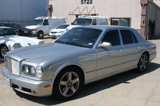 2004 Bentley Arnage T Houston, Texas 3