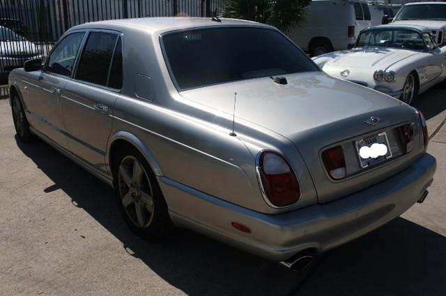 2004 Bentley Arnage T Houston, Texas 2