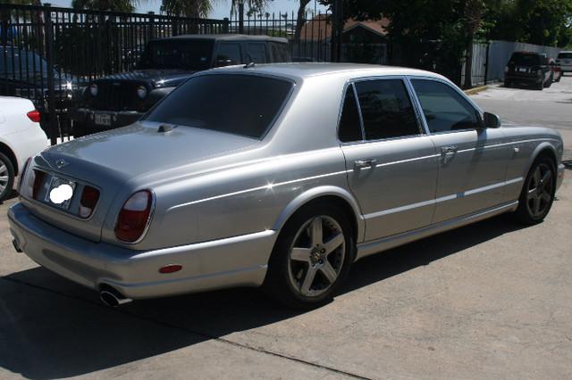 2004 Bentley Arnage T Houston, Texas 5